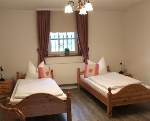 Zimmer im Peterhof Mühlhausen